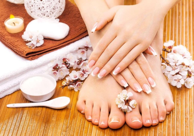 Pamper Your Hands + Feet and Keep Them Young